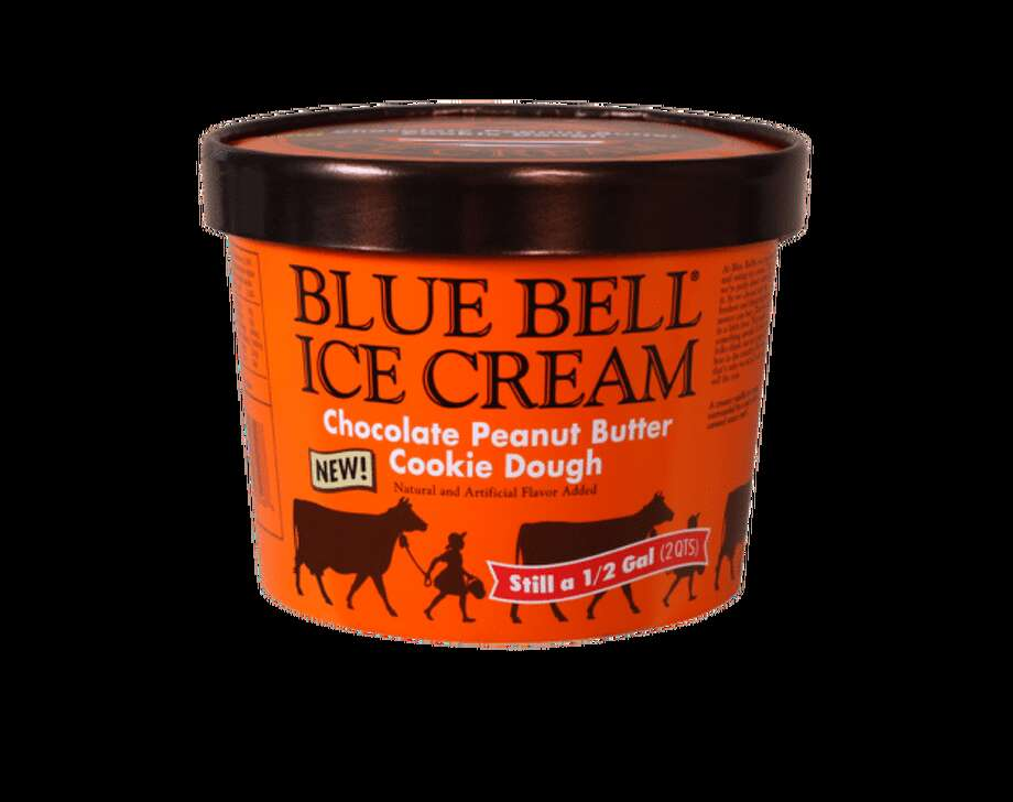 Texas creamery Blue Bell announced a new flavor Monday morning: Chocolate Peanut Butter Cookie Dough. Photo: Blue Bell