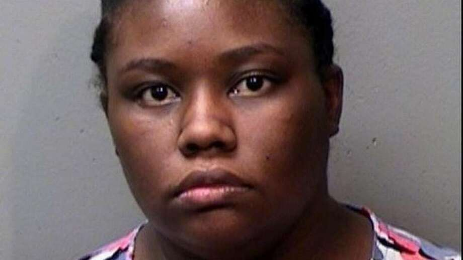 Shaquita Galloway was sentenced to five-and-a-half years in prison on Friday after she was convicted on an injury to a child charge. Photo: Fort Worth Police Department