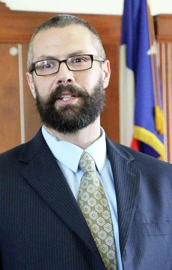 Matthew Poston, County Attorney Photo: David Taylor