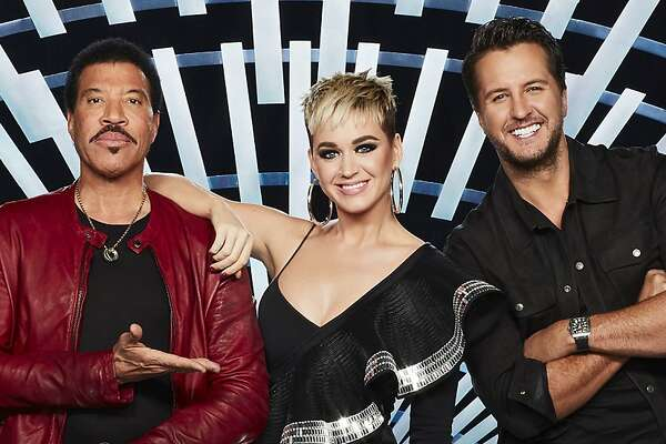 """American Idol"" judges Lionel Richie, Katy Perry and Luke Bryan were wowed by San Antonio's jaw-dropping contestant Ada Vox before, during and after her audition on ABC."