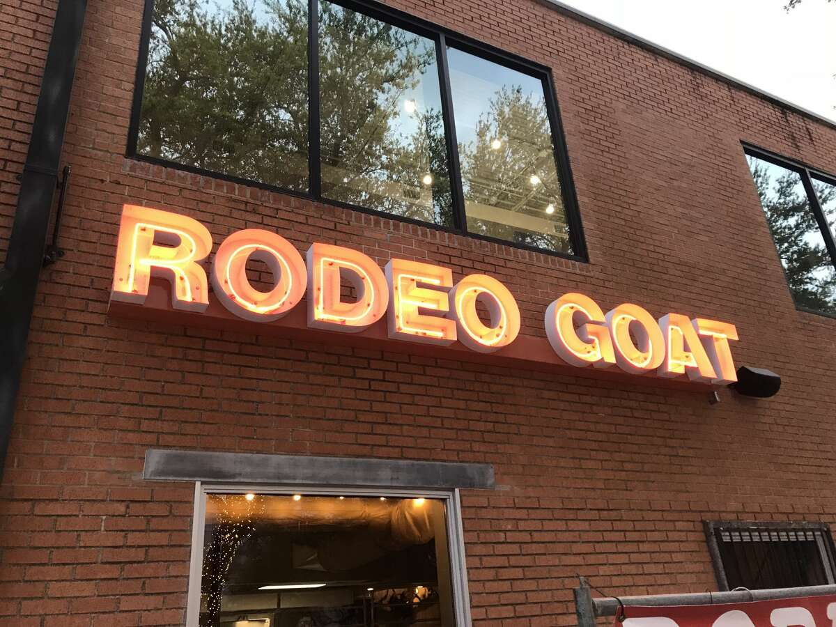 Dallas' Rodeo Goat Ice House is putting the finishing touches on its first-ever Houston location. Hurricane Harvey flooding scuttled its previous opening date. See more photos from Rodeo Goat....