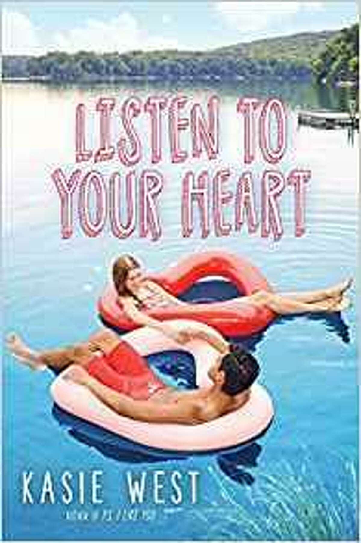 """""""Listen to Your Heart ,"""" by Kasie West, Point, $17.99"""