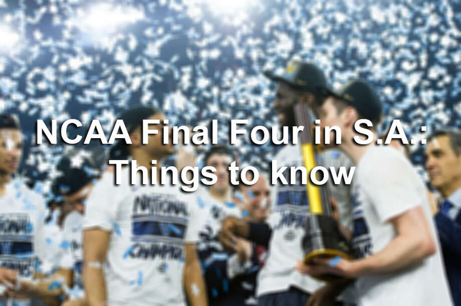 The Final Four will bring in NCAA's best of the best, but that's not all: Downtown San Antonio will be the epicenter of all Final Four fun. Click ahead for a guide to navigating Final Four March Madness in San Antonio. Photo: FILE