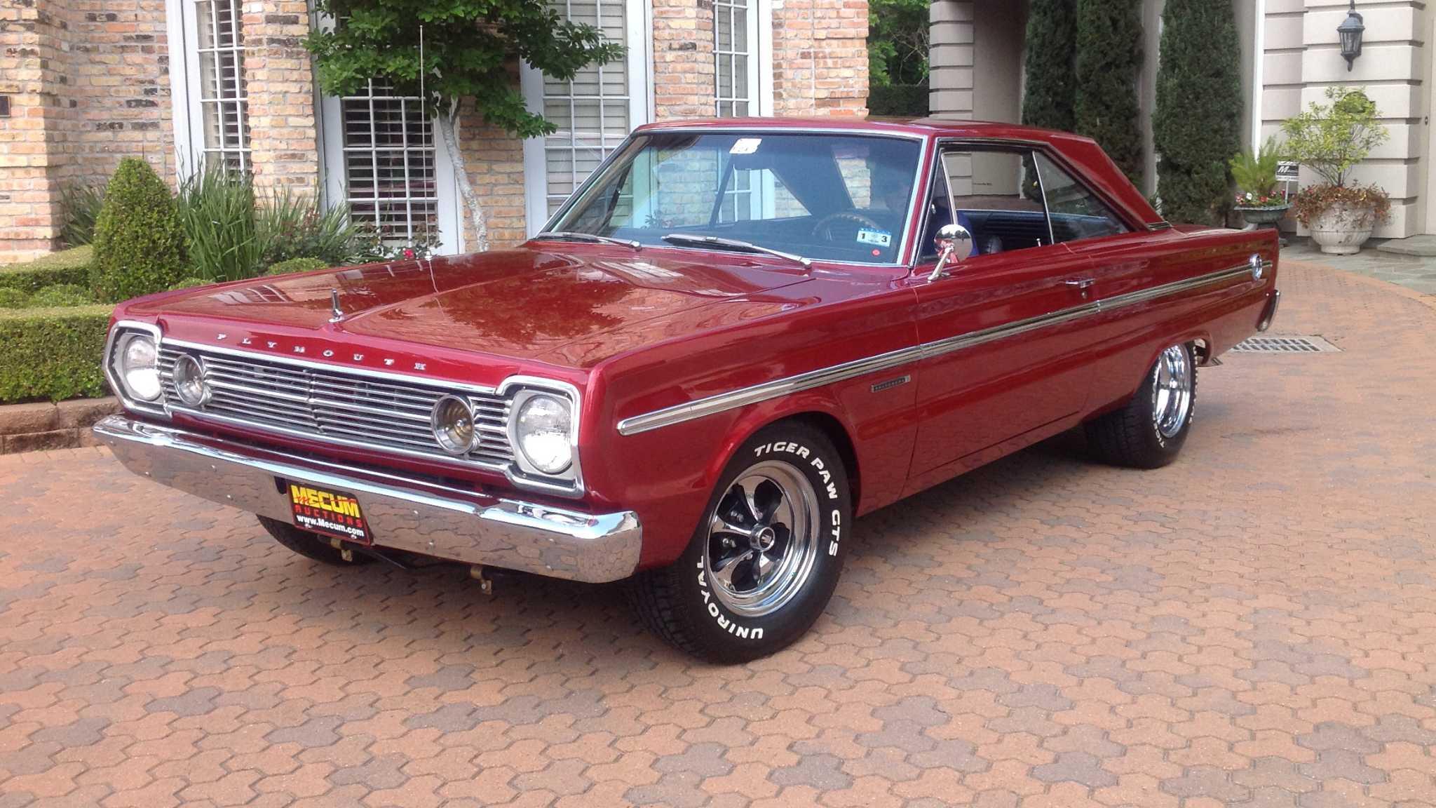 Nostalgia powers Mecum s Houston collector car auctions Houston