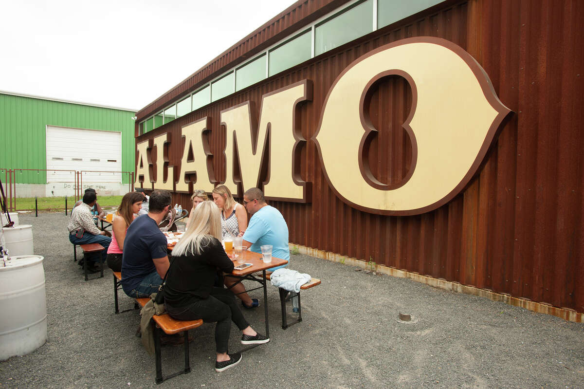 Alamo Beer Company Brewery 415 Burnet St. Date: 12/04/2018
