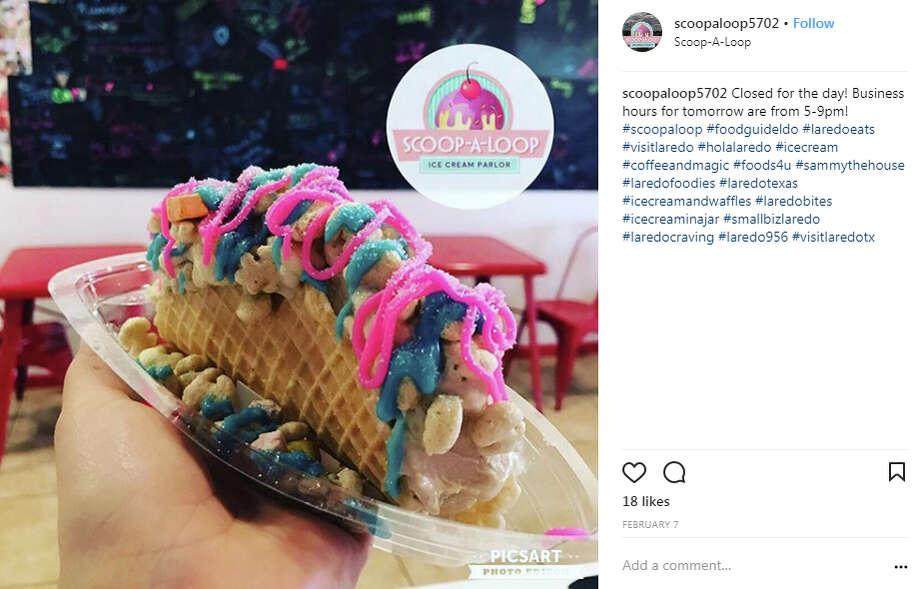 Scoop-A-Loop5702 McPherson Rd Photo: Instagram