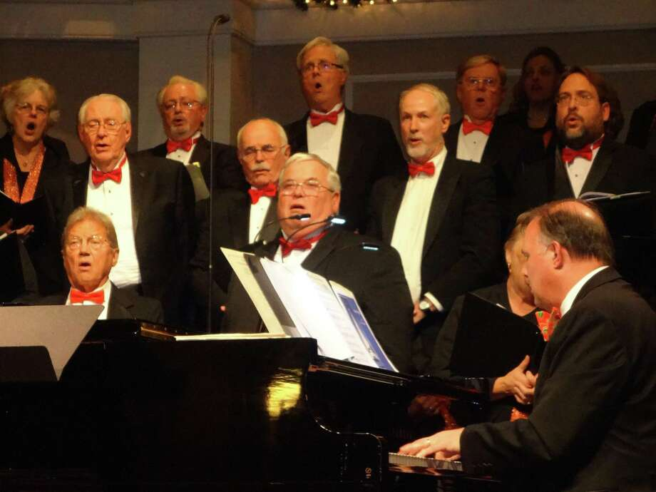 """Members of the Montgomery County Choral Society invite all families in the area to join them on April 6 for """"Bach to Bop."""""""