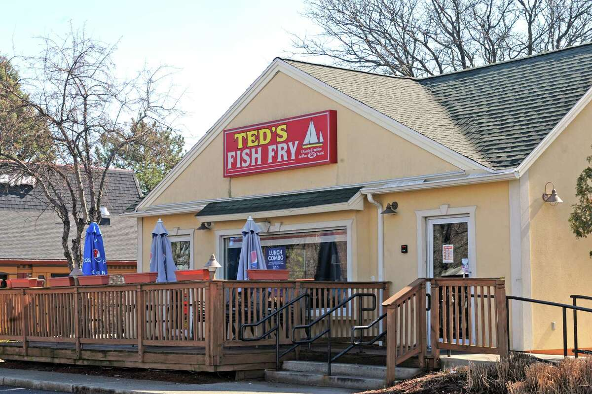 Ted's Fish Fry at 203 Wolf Road on Thursday March 17, 2016 in Colonie, N.Y. (Michael P. Farrell/Times Union)