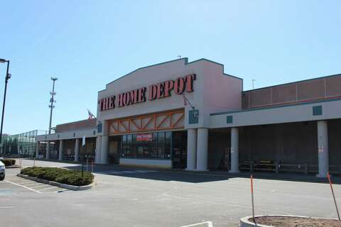 Home Depot plaza on Post Road sells - Connecticut Post