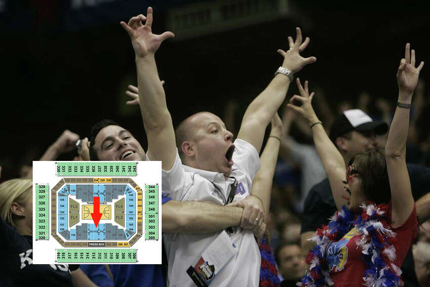Where: Section 112, Row P Cost:$8,100 Source:PrimeSport- as of Monday, March 26