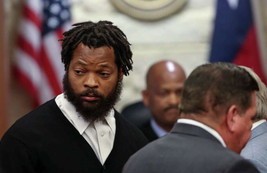 PHOTOS: More from Michael Bennett's court appearancePhiladelphia Eagles defensive end Michael Bennett appears in Harris County Civil Court Monday, March 26, 2018, in Houston. Photo: Godofredo A. Vasquez, Houston Chronicle