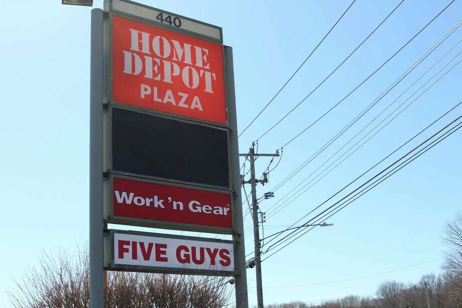 The Home Depot Plaza located at 440 Boston Post Road in Orange is under new ownership. Photo: Jordan Grice / Hearst Connecticut Media / Connecticut Post