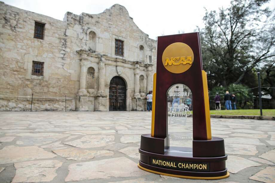 1. The AlamoExpect the Alamo to get a lot of foot traffic this weekend. The historic site played a key role in Texas' quest for independence in 1836. Photo: NCAA Photos