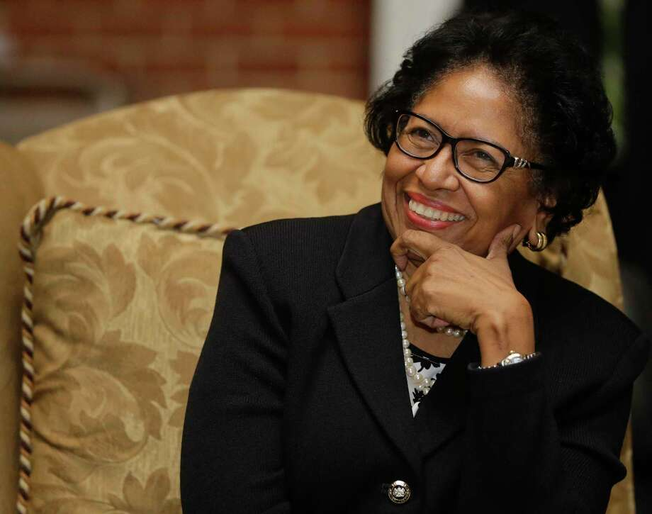 Ruth Simmons, president of Prairie View A&M University, was appointed to the Dallas Fed's Houston branch board of directors. Photo: Melissa Phillip, Staff / Houston Chronicle / © 2018 Houston Chronicle