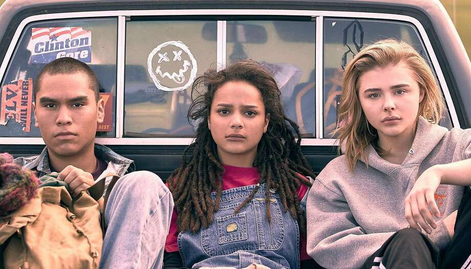 "Chloe Grace Moretz stars in Desiree Akhavan's ""The Miseducation of Cameron Post,"" playing at the 2018 San Francisco International Film Festival. Photo: Courtesy Of SFFILM."