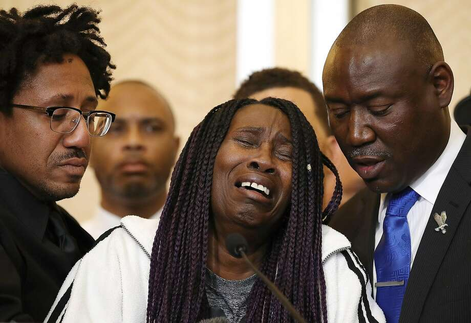 Sequita Thompson Is The Grandmother Of Stephon Clark Who Was Shot And Killed By Sacramento