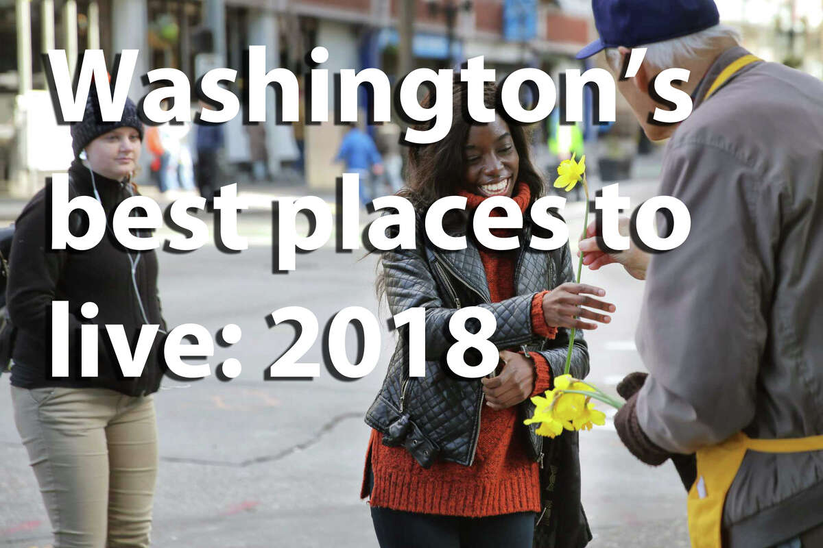 Community ranking site Niche recently released its 2018 results for America's best places to live. We give you the company's results for Washington. Turns out if you want to live well, you gotta be rich. Check out the ranking.