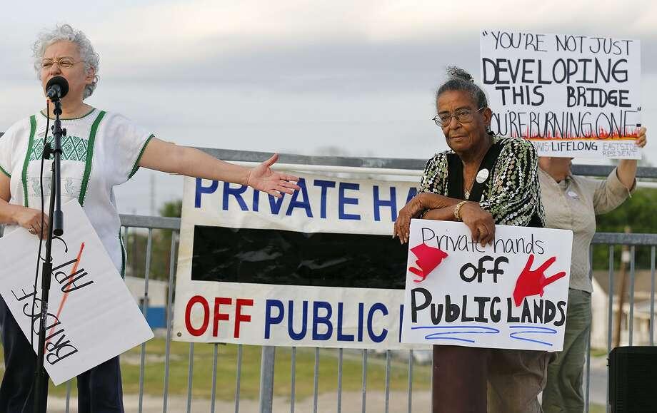 Compromise Needed On Hays Street Bridge Project San