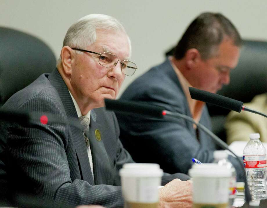 Conroe Mayor Toby Powell has been firm in his stance against direct annexation. Photo: Jason Fochtman, Staff Photographer / © 2018 Houston Chronicle