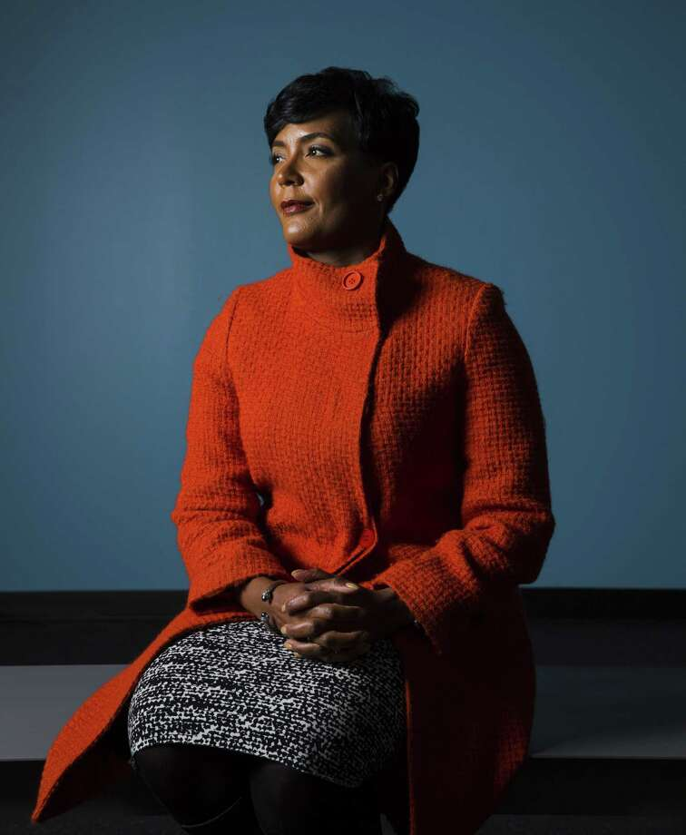 Keisha Lance Bottoms is mayor of Atlanta. Photo: KEVIN D. LILES, STR / NYT / NYTNS