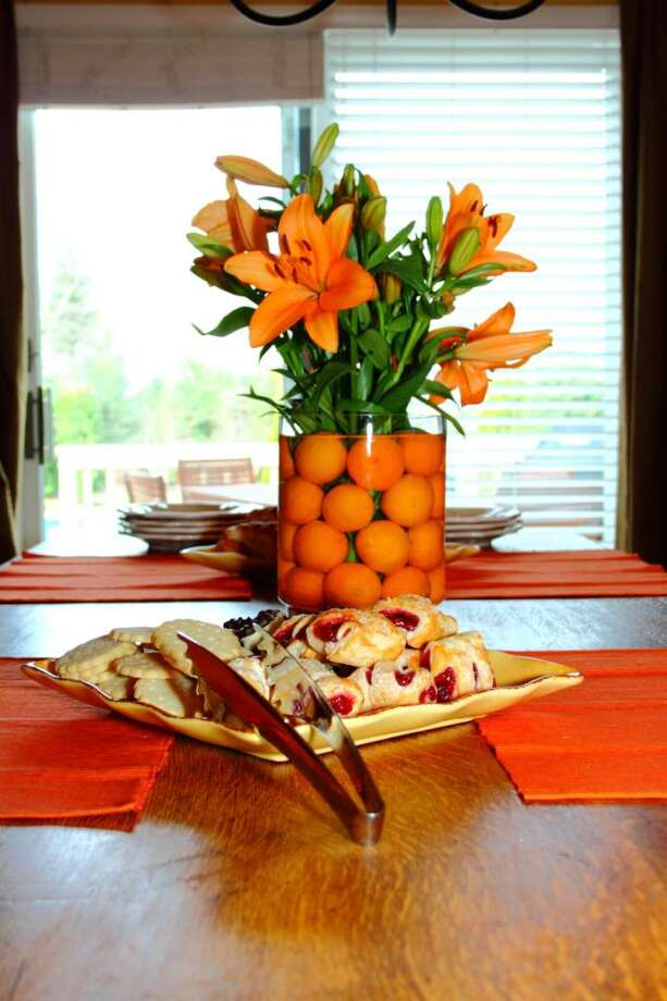 Details make the difference in designer Deidre Gatta's home. (Nancy Bruno / Life at Home) Photo: Photos By Nancy Bruno / Times Union/Life@Home magazine June 2010