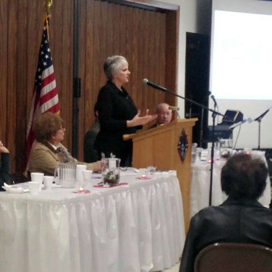 Huron County's Right to Life chapter recently held its annual dinner. (Submitted photo)