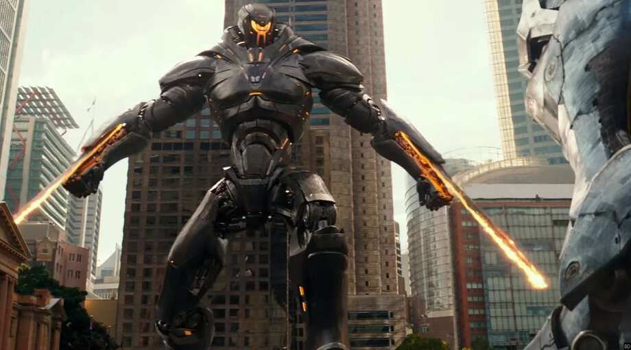 In Pacific Rim Uprising, John Boyega (Finn from Star Wars) is a promising young Jaeger pilot who has abandoned his military career to explore a life of crime. But when he is forced back into the program, he is faced with the first Kaiju attacks since the Earth was almost destroyed the first time they came.