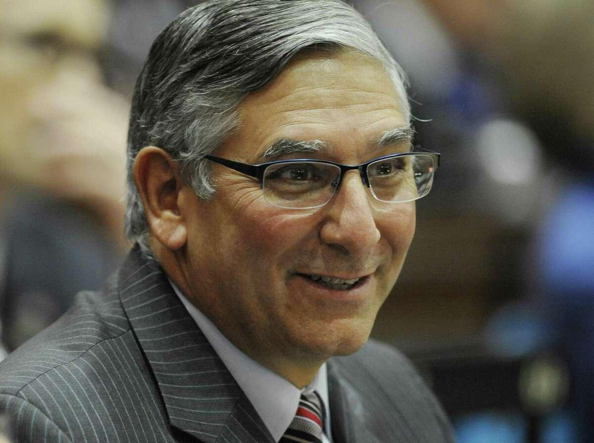 Republican Senate Leader Len Fasano, R-North Haven