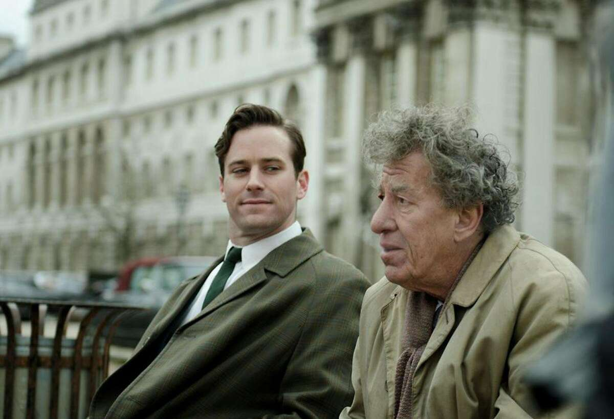 Final Portrait movie (Parisa Taghizadeh/Sony Pictures Classics)
