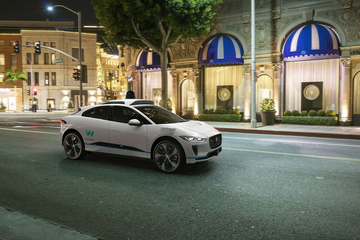 Waymo has formed a partnership with Jaguar Land Rover to build a self-driving version of the Jaguar I-Pace electric SUV.