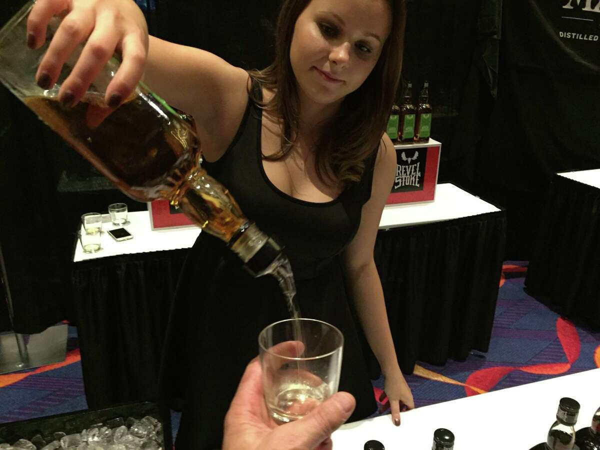 Discriminating drinkers can indulge and also inform their taste buds at Sun Whiskey Union, being held for another year at Mohegan Sun's Uncas Ballroom Friday. Find out more.