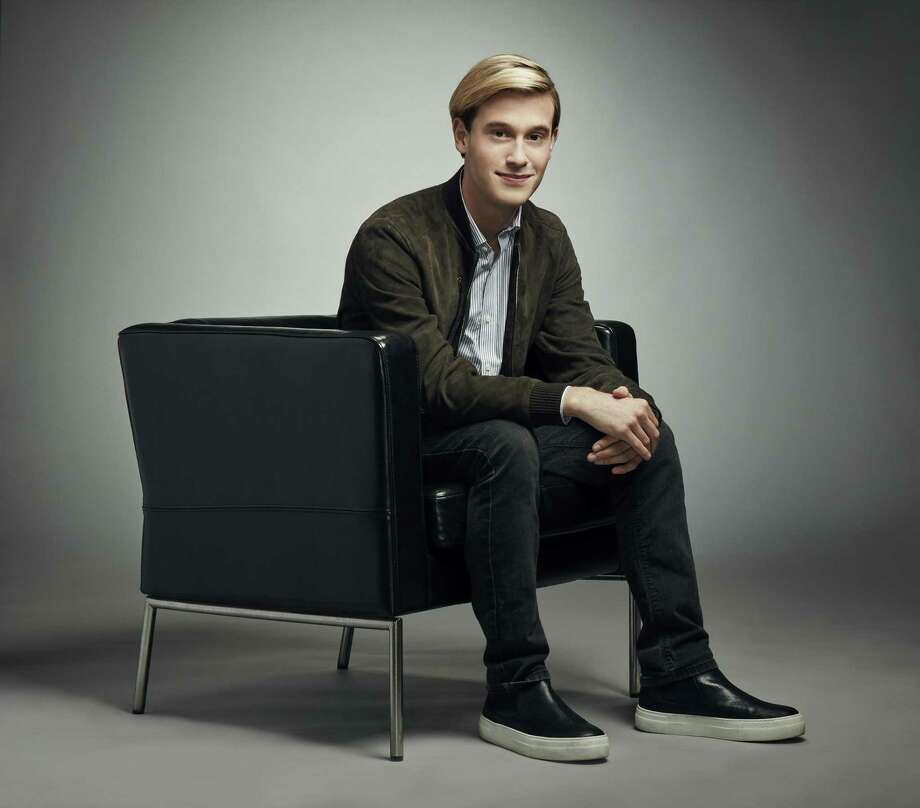 "A publicity photo from ""Hollywood Medium With Tyler Henry."" Photo: Tommy Garcia / E! Entertainment / 2015 E! Entertainment Media, LLC"