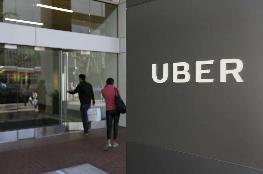 Uber headquarters in San Francisco. Uber agreed Tuesday to pay $10 million to settle a class-action lawsuit brought on behalf of 420 female and minority software engineers who alleged discrimination and a hostile work environment. Photo: Eric Risberg, Associated Press