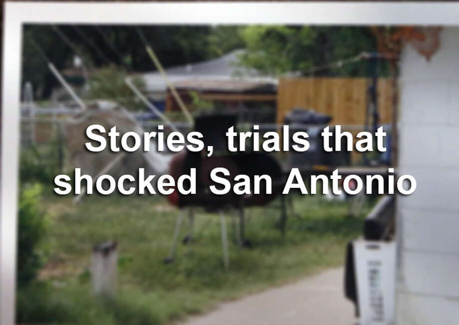 San Antonio has seen shocking witness testimony, crime headlines and more so far in 2018.Here are some of the biggest stories that shocked the Alamo City recently. Photo: Ron Cortes/Ronald Cortes