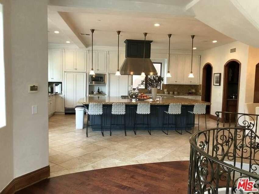Eva Longoria is selling her three-story, six-bedroom, nine-bathroom home in Los Angeles for $3.6 million.