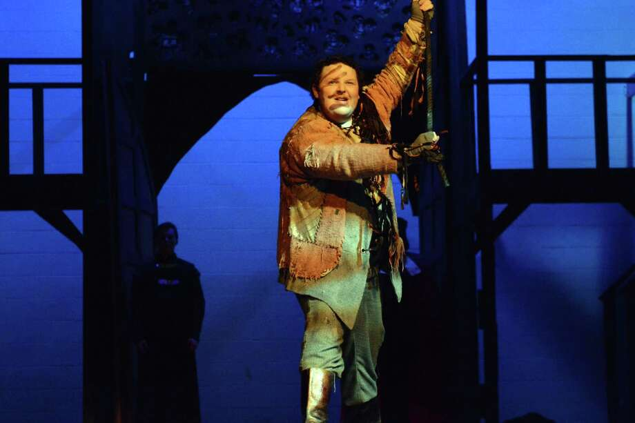 "Garrett Morris won a Tommy Tune nomination for best leading actor for his role as Quasimodo in Friendswood High School's production of the Disney musical ""The Hunchback of Notre Dame."" The production scored 15 nominations, which is a record for the competition."