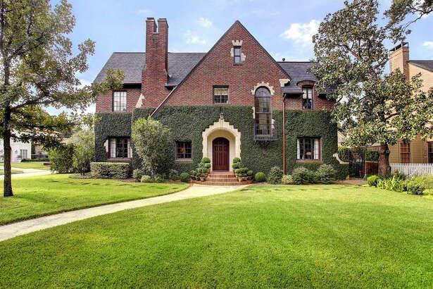 River Oaks   3203 Huntingdon Place, Houston