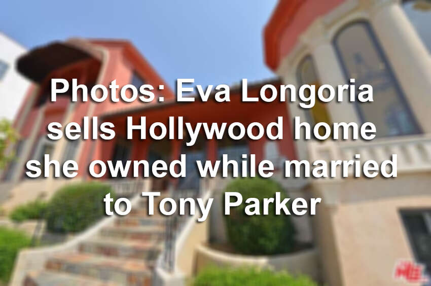 Take a peek inside the house Eva Longoria owned while married to San Antonio Spurs star Tony Parker for $1.395 million.