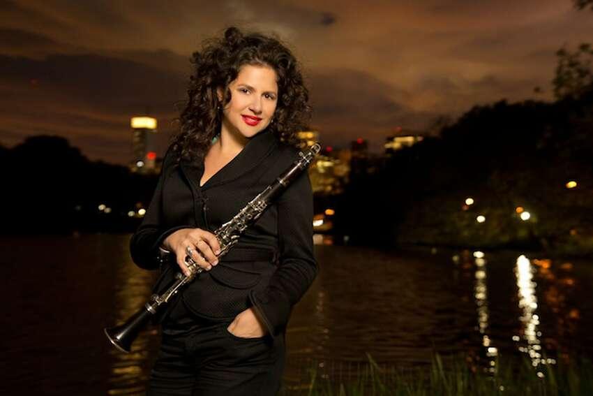 Anat Cohen and her quartet perform Saturday, Nov. 14 at the Oshman Family Jewish Community Center, Palo Alto.