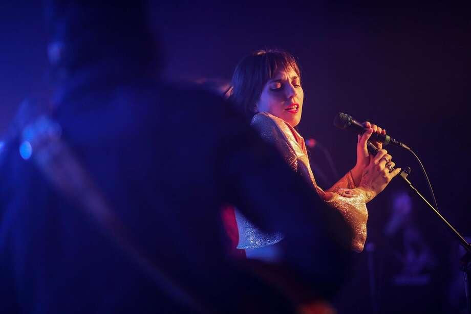 Meg Remy, who performs as U.S. Girls, will play the Rickshaw Shop. Photo: Robert Gauthier / TNS