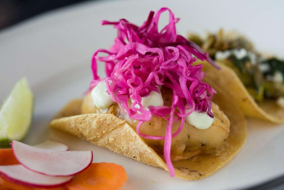 Tacos at Gran Electrica, now open in downtown Napa. Photo: Gran Electrica