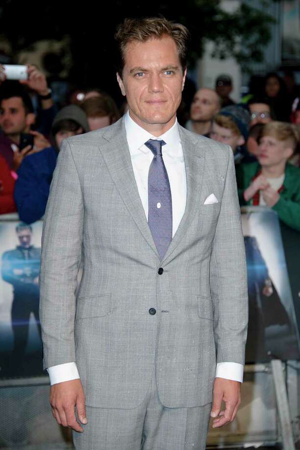 U.S actor, Michael Shannon arrives for the European Premiere of 'Man Of Steel', London, Wednesday, June 12, 2013. (Photo by Jonathan Short/Invision/AP) Photo: Jonathan Short / Invision