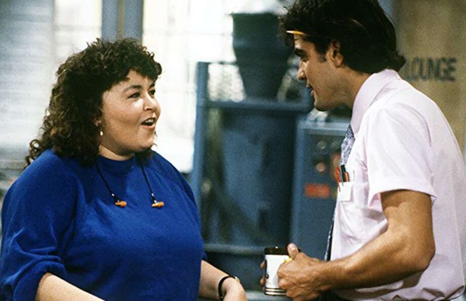 "Roseanne Barr Says ""it's a bummer"" that George Clooney ""Didn't Want to Come on' RoseanneRevival'"" 920x920"