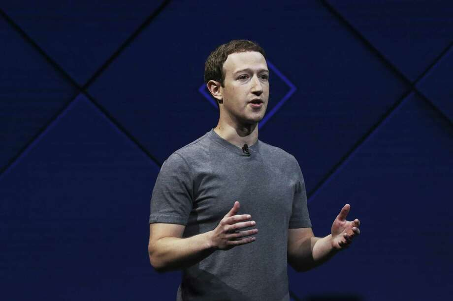 While Mark Zuckerberg, the chief executive of Facebook, has received intense criticism for allowing his company to be manipulated by a political research firm, a reader says it is absurd to think the ploy swayed voters in the 2016 presidential election. Photo: Jim Wilson /New York Times / NYTNS