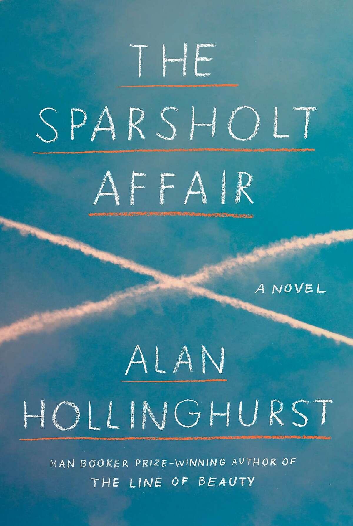 """""""The Sparsholt Affair"""""""