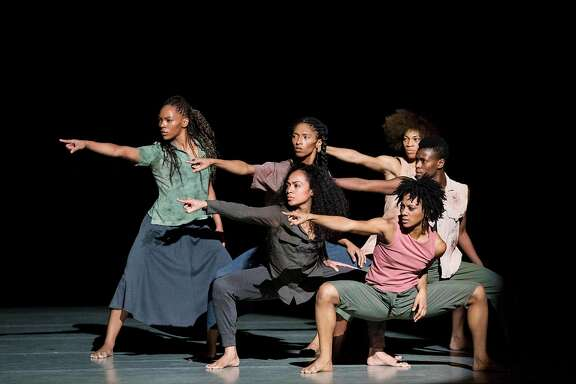 "Alvin Ailey American Dance Theater's Houston programs include Jawole Willa Jo Zollar's new ""Shelter."""