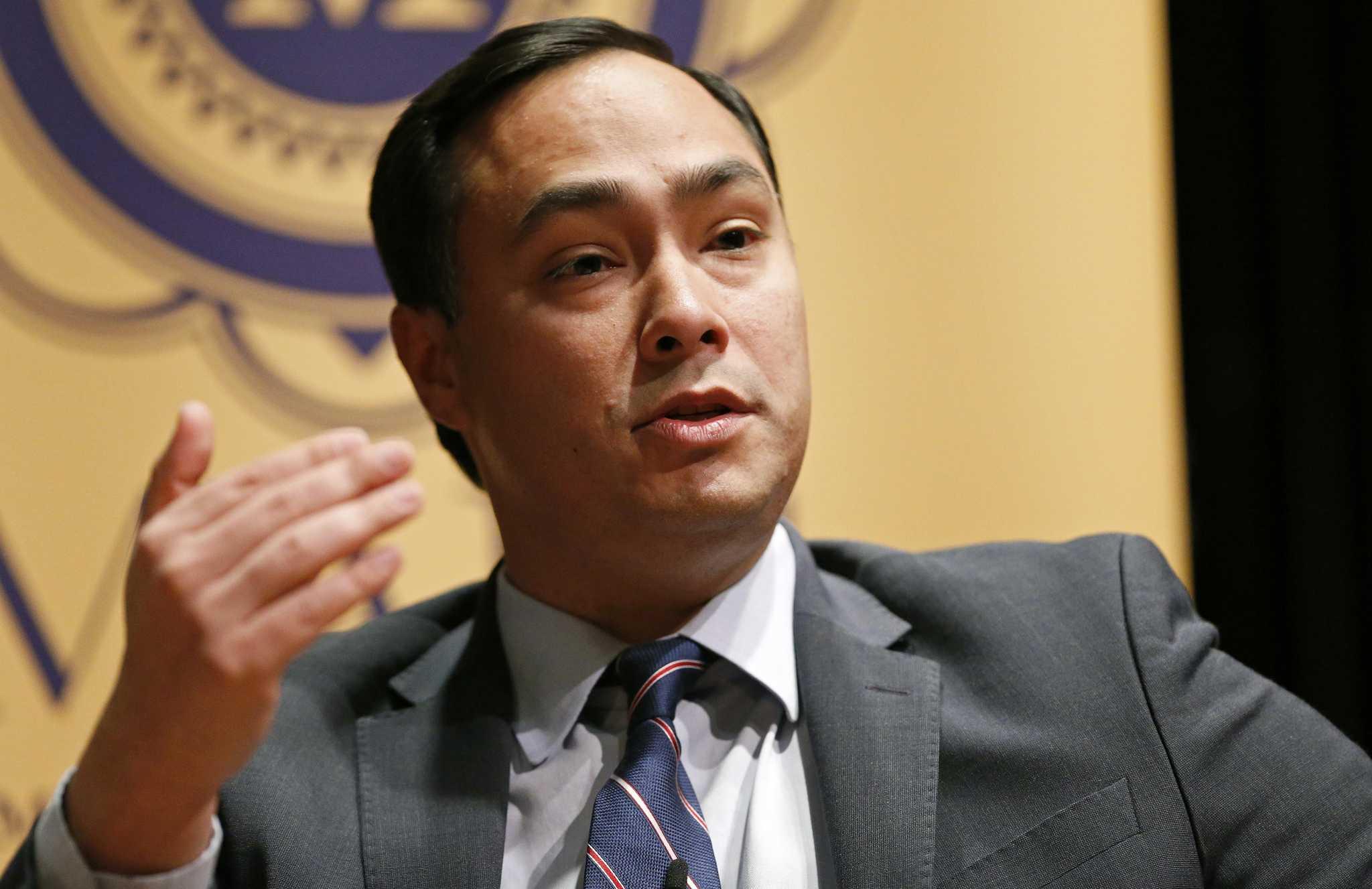 Rep Joaquin Castro To Meet With Officials Regarding