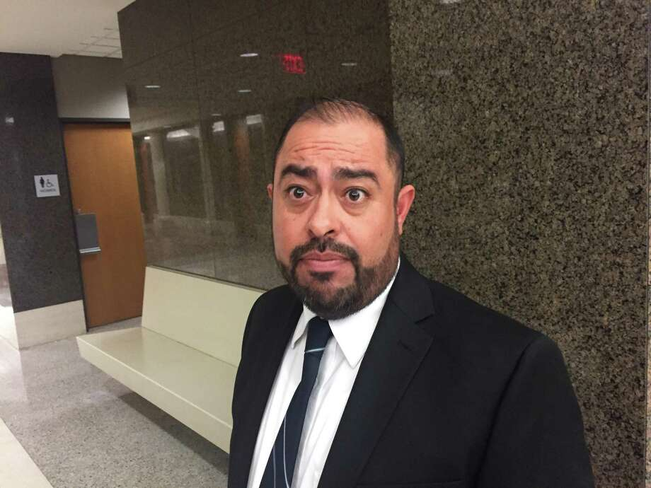 Ricardo Llamas is suing the Harris County Sheriff's Office for alleged excessive force during a March 2017 arrest. Photo: Brian Rogers