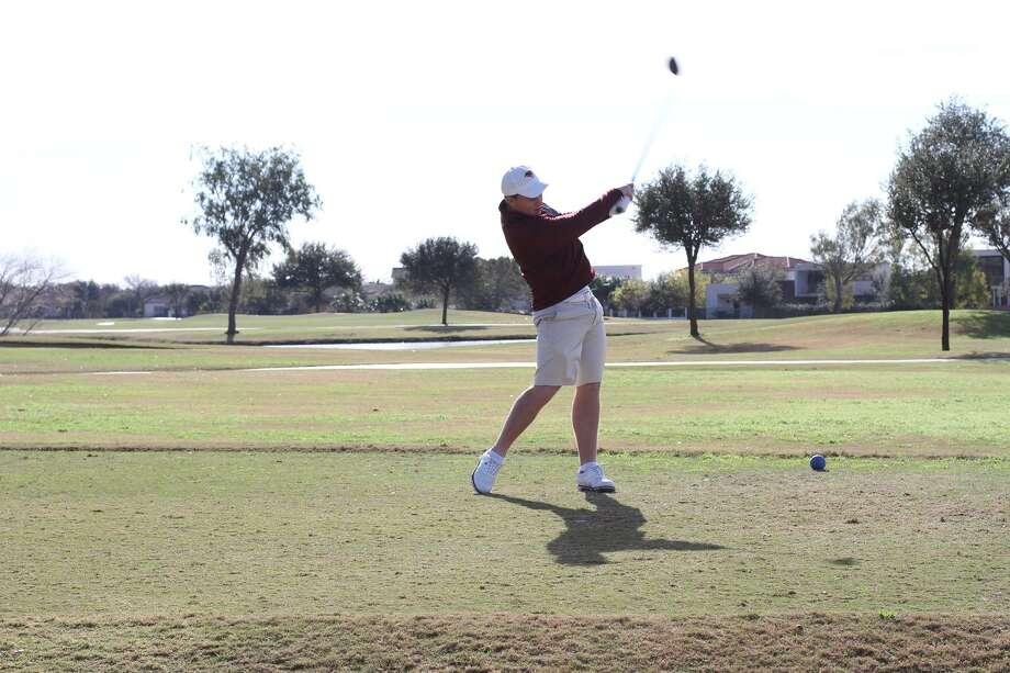 Travis Smith finished in fifth place at the 2018 St. Edward's Invitational on Tuesday. Photo: Courtesy Of TAMIU Athletics
