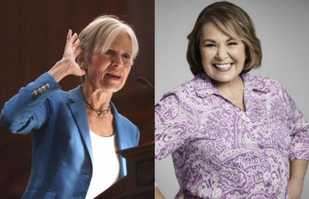 'Who's Jill Stein?': Roseanne Shades Old Political Rival ...